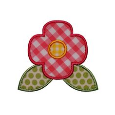 Free Applique Patterns | ... Embroidery: Poppy Flower Machine Embroidery Applique Design Pattern
