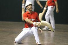 Por la punta ...: Mexican Jai Alai Open.