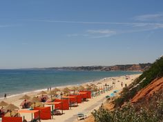 Praia das Falesias, Algarve. Love this place!