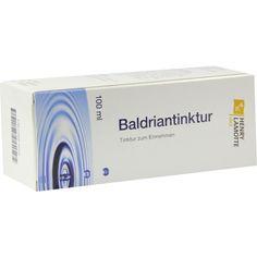BALDRIANTINKTUR:   Packungsinhalt: 100 ml Tinktur PZN: 08807363 Hersteller: HENRY LAMOTTE OILS GMB Preis: 3,46 EUR inkl. 19 % MwSt. zzgl.…