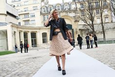 Paris Fashion Week Street Style Day 3