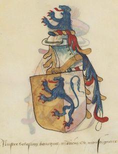 Tout sur l'héraldique : dessin de blasons et d'armoiries: Armorial de Lorraine : Sébastien BOUCQUET
