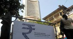 Sensex gains in early trade on manufacturing data; Rupee at 62.12 against US dollar