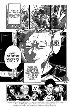 Haikyuu!! 194: Encirclement at MangaFox.me
