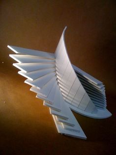 AT 104: Basic Design II Spring 2011  Project 2 : Serial Planes Studies Phase B: Foam core 3D constructions   Recognition of a Problem:  ...