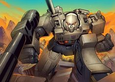 Megatron Other Words For Evil, Transformers Megatron, Great Power, Optimus Prime, Anime, War, Cartoon, Retro, Weapon