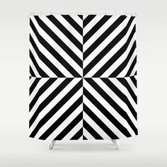 Chevronish Shower Curtain by bitart ⚡ SALE: OFF Everything by Bitart on Today! Buy Modernist Chevron Shower Curtain now! Pink Green Bedrooms, Bathroom Shower Curtains, Bathroom Bath, Bath Shower, Scandinavian Bathroom, Spa Design, Room Tiles, Minimalist Home, Bath Room
