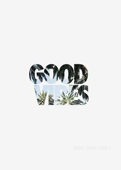 Good vibes ★ iPhone wallpaper