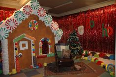 christmas grotto ideas - Google Search