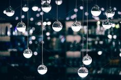 Light Drops by Inspirationfeed on @creativemarket