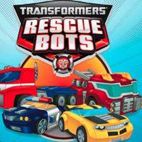 PLAYSKOOL HEROES Transformers Rescue Bots Printable Birthday Card