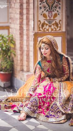 Latest Pakistani Designers Bridal Dresses & Embroidery Collections, Wedding Lehenga, Sharara best price for every woman Shop from our Elegant Bridal Mehndi Dresses, Bridal Dress Design, Pakistani Wedding Dresses, New Wedding Dresses, Pakistani Outfits, Designer Wedding Dresses, Indian Outfits, Bridal Style, Wedding Lehanga