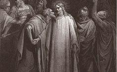 """Il ruolo chiave di Giuda Iscariota Uno dei personaggi del Vangelo che provoca maggiori interrogativi è Giuda. Indubbiamente il suo è un """"ruolo chiave"""", un anello necessario al compimento della Storia della Salvezza, pur essendo una fi #giuda #liberoarbitrio #misericordia"""