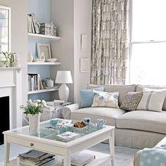 DECO ADDICTION: The Grey sofa
