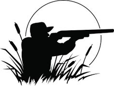 Image result for pheasant hunting scene silhouette