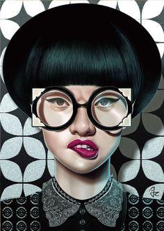 Les Peintures numériques impressionnantes de Giulio Rossi (4)