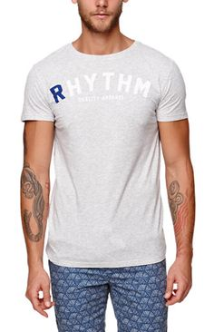 Rhythm Woodlands T-Shirt #pacsun