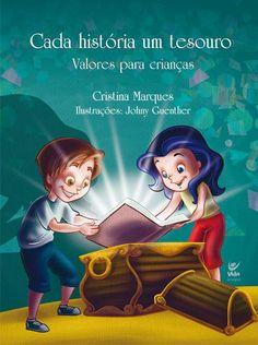 Livro Cada história um tesouro (Cristina Marques)