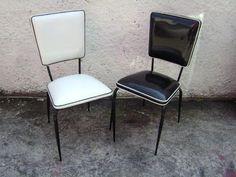 Mais cadeiras anos 70