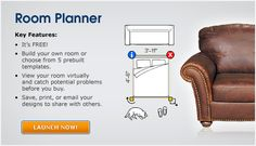 RC Willey  .  .  .  Welcome to the all new R.C. Willey ONLINE Room Planner! Design that perfect room today and take the guess-work out of shopping. Experience for yourself the power and convenience of the all new R.C. Willey Room Planner!    (Flash player required.)