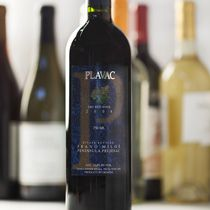 Milos Plavac Mali is a red wine suited for summer