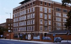 where I was born - Queen Charlotte's Hospital by David Buckley, via Flickr