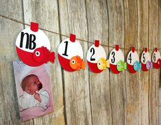 Fishing First Year Banner / Fishing Photo Banner – Photography, Landscape photography, Photography tips Boys First Birthday Party Ideas, One Year Birthday, Birthday Themes For Boys, Baby Boy First Birthday, Boy Birthday Parties, Themed Parties, 1st Birthdays, Thing 1, Photo Banner