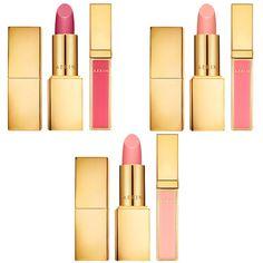 Estee Lauder Cosmetics - Aerin Spring Color Collection. Lipstick, lip gloss