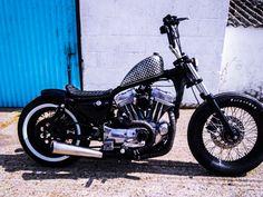 Harley Davidson Sportster 'Sushi' Bobber.