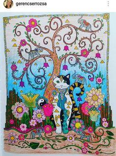 Majorie Sarnat - Creative Cats