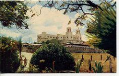 Palacio de La Curva, Managua Nicaragua.
