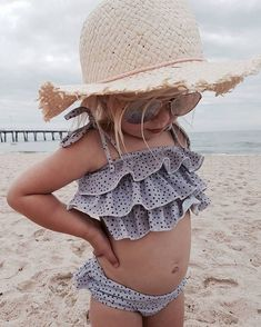 Swimwear Candid Summer Quick-drying Sunscreen Backless Sling Dot Swan Swim Beach Kids Toddler Swimsuit Polyester One-piece Baby Girls Swimwear
