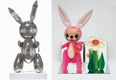 by Jeff Koons