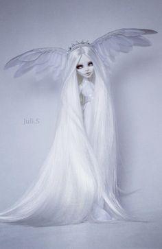 OOAK Monster High Cupid OOAKbyJuliSidorova