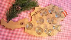 WILLKOMMEN in ÖSTERREICH! Gingerbread Cookies, Schnapps, Nature, Mountains, Gifts, Gingerbread Cupcakes