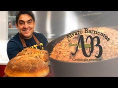Pan Económico para Hacer en Casa. El Pan más rico y barato que puedas imaginar y hecho por ti. - YouTube Bread Baking, Risotto, Sandwiches, Bakery, Muffin, Favorite Recipes, Empanadas, Breakfast, Breads