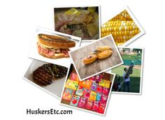 Did you know that all of these foods originated from Nebraska?