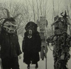 Pagan. As my film would be taken in the forest, I want my characters to be inspired by the Pagan style (masks).