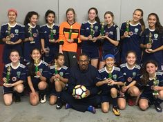 🎖️Undefeated Champions! Winter League Session 1 @RockvilleSports  Congrats U13 Girls #CAPITALS! #WeAreToca #TOCA #tocajuniors #YearRoundProgram #PLAYsimple #youthsoccer #soccer #football #Futbol #WinterSeason #indoor #Potomac