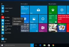 """Windows 10 includes a variety of universal apps, and there's no easy way to hide them from the """"All Apps"""" view in the new Start menu. You can…"""