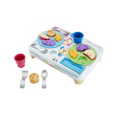 """Fisher-Price Laugh & Learn Say Please™ Snack Set -  Fisher-Price - Toys""""R""""Us"""