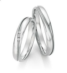 Wedding rings 1470 € for the two wedding bands platinum) - Engagement Rings Matching Rings, Matching Wedding Bands, Wedding Matches, Wedding Bands Couples, Platinum Wedding Rings, Ring Tattoos, Custom Wedding Rings, Couple Rings, Ring Verlobung