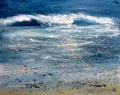 Turn of the Tide, Giclee limited edition Art Print 90 x 60 cm on heavy art paper £125 www.sueread.co.uk