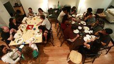 Matching Diners To Chefs, Startups Hatch Underground Supper Clubs - NPR