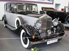 1939 Rolls-Royce 25/30 Silver Wraith