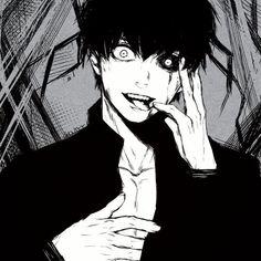 Tokyo Ghoul Manga, Kaneki Ken Tokyo Ghoul, Manga Anime, Manga Art, Anime Guys, Anime Art, Dark Anime, Anime Negra, Gothic Anime