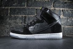 3654799189c1c1 Neckface x Nike SB Dunk High Pro