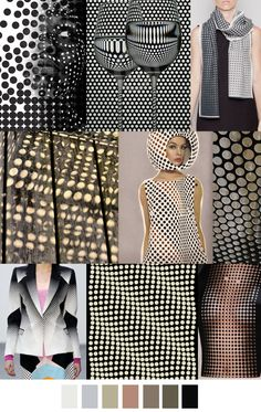 Pattern Curator - HALF-TONE A/W17