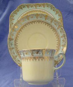 Vintage Tea: Colclough Bone China.