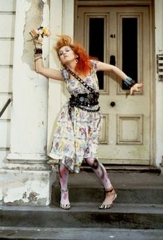 She's So Unusual! 6 Modern Ways to Channel Cyndi Lauper's Iconic Style 80s Halloween Costumes, 80s Costume, Star Costume, Costume Parties, Halloween Inspo, Fashion Photo, Girl Fashion, Fashion Looks, Fashion Outfits